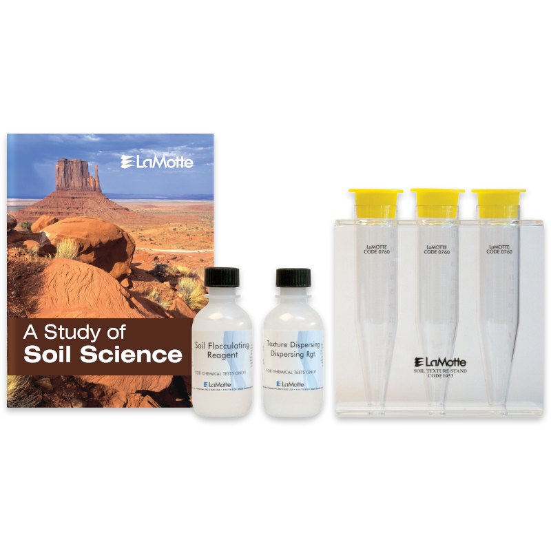 Individual Soil & Plant Tissue Test Kits