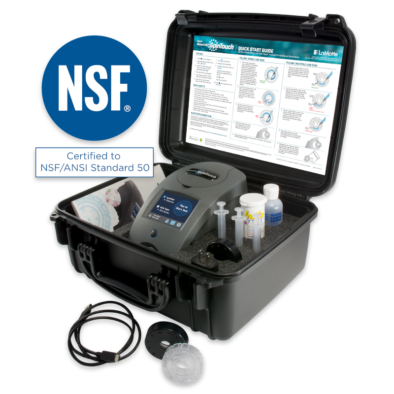 WaterLink® Spin Touch® Mobile Labs