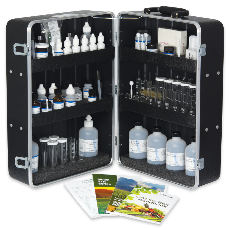 Agricultural Soil Testing Kits