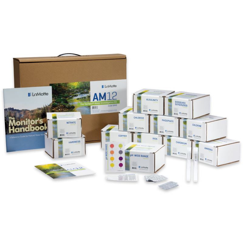 Water Monitoring Tablet Test Kits