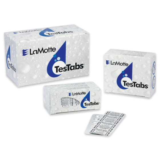 Visual Grade TesTabs® Reagents