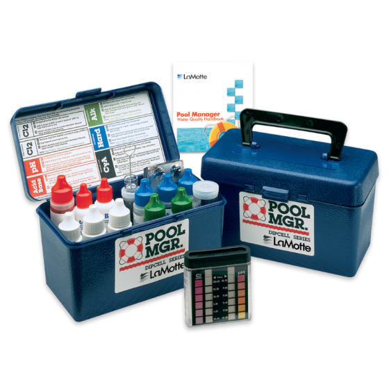 POOL MGR. DipCell Series Test Kits