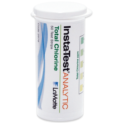 Total Chlorine Test Strips