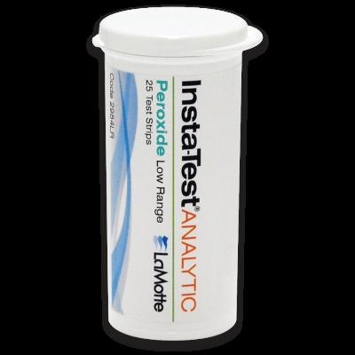 Low Range Hydrogen Peroxide Test Strips