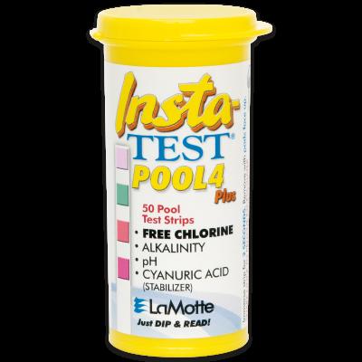 Insta-TEST® Pool 4 Plus