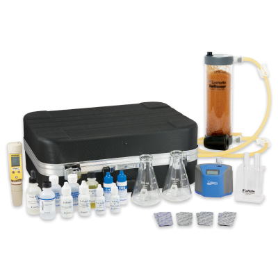 AT-Q Digital Water Quality Sales Demo Kit with Model S Softener