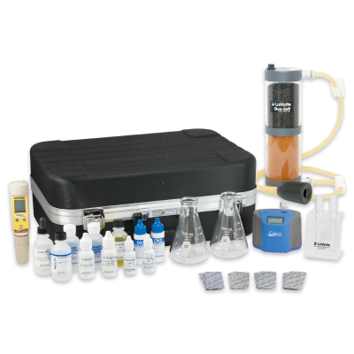 AT-Q Digital Water Quality Sales Demo Kit with DuoSoft Softener