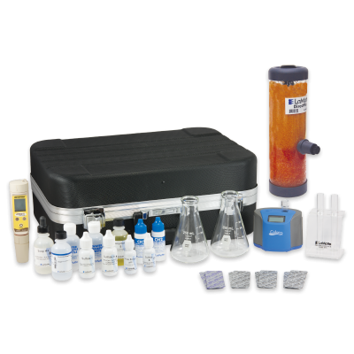 AT-Q Digital Water Quality Sales Demo Kit with DirectFlo Softener