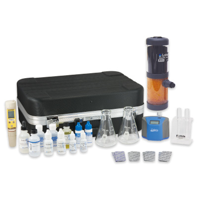 AT-Q Digital Water Quality Sales Demo Kit with DirectFlo DuoSoft Softener