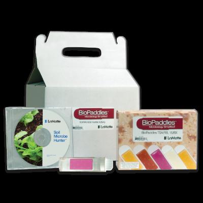 Soil Microbe Hunter™ Activities