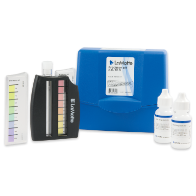 Precision pH Test Kit