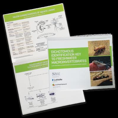 Dichotomous Identification Key To Freshwater Macroinvertebrates