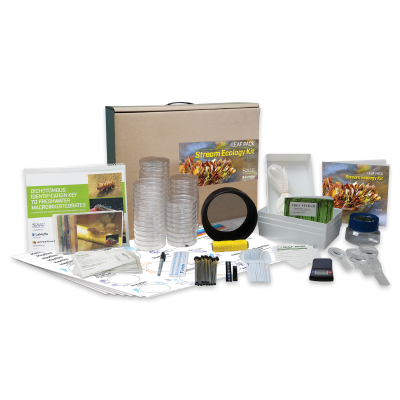 Leaf Pack Stream Ecology Kit