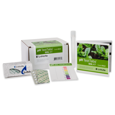 Soil pH TesTabs® Kit