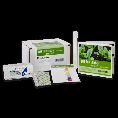 Soil pH TesTabs® Kit