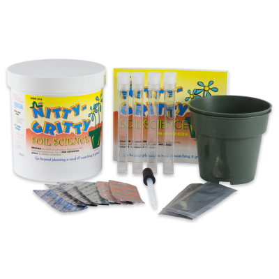 Nitty Gritty Soil Science