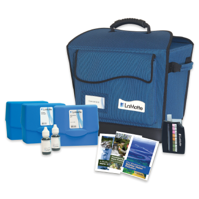 Water Pollution 2 - Water Monitoring Kit