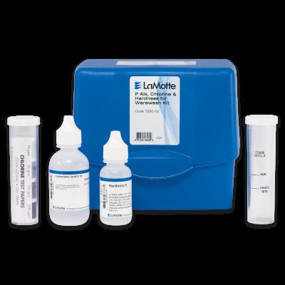 P Alkalinity, Chlorine, and Hardness Warewash Kit