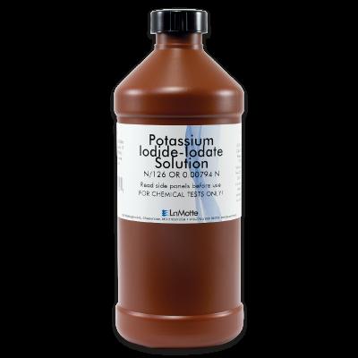 Potassium Iodide-Iodate, 0.00794 N - Titration Reagent