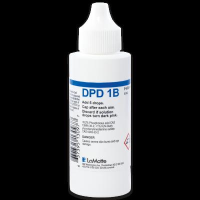 DPD 1B Free Chlorine Liquid Reagent, 60 mL